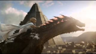 Game Of Thrones - Daenerys Targaryen - Mother of dragons soundtrack [extended]