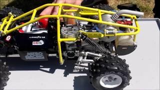RC Good Year D.A  Buckelpiste Retro Buggy ! Video + Diashow