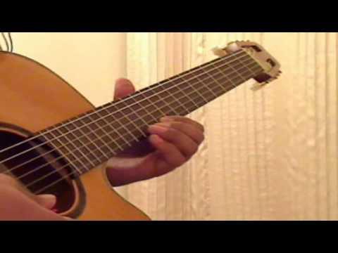 Aane wala Pal Jaanewala Hai - Kishore Kumar - Guitar Solo Instrumental...