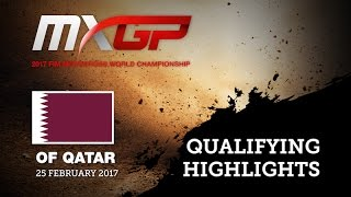 2017 MXGP of Qatar MXGP Qualifying Best Moments MXGP #motocross