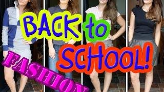Back To School Fashion 2014