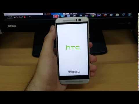 طريقة عمل فورمات لجهاز HTC ONE M9