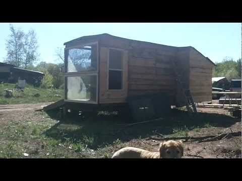 Handicap accessible micro home project 5/26/11