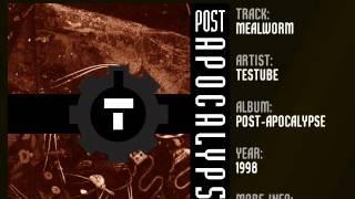 Watch Testube Mealworm video