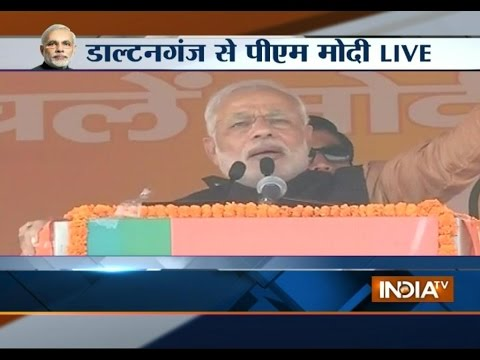 Despite having similar resources, why Jharkhand remains poor but Australia is developed, asks Modi
