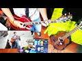 Sia Chandelier Cover De Guitarra Versión Paulo Cuevas mp3