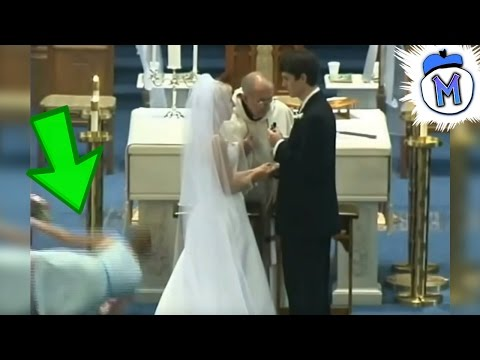 10 Most Horrifying Wedding Disasters Ever