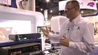 Smart Edge FX - STE200 - at InfoComm2012