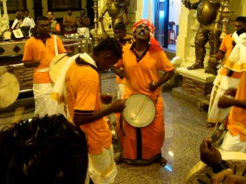 Sp Thaipusam 2012 Jeeva Beat!! video