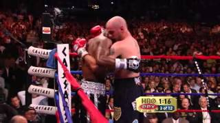 Bernard Hopkins vs Kelly Pavlik