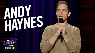 Andy Haynes Stand-Up