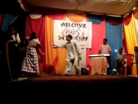 Ek chatur naar: Amazing comic dance.avi