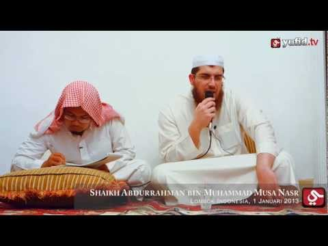 Pengajian: Sifat Wanita Penghuni Surga - Syaikh Abdurrahman Muhammad Musa Nashr