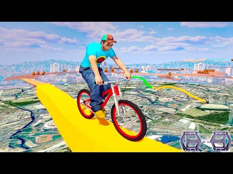 Bike Racing Games - BMX Stunts Racer 2017 - Gameplay Android free games