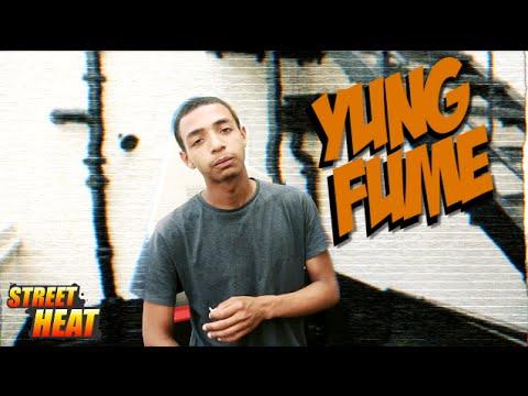 Yung Fume - #StreetHeat Freestyle [@Yungfumelitm] | Link Up TV