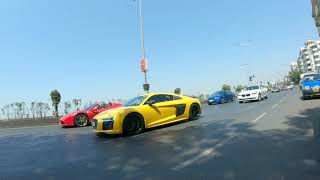 Parx Auto Show 2019 Mumbai | Supercars + Vintage Cars| All Cars in ne Video.