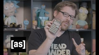 Justin Roiland x Teenage Engineering PO-137 Unboxing