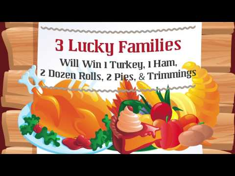 Globe Supermarket Family Feast Giveaway