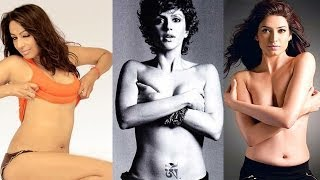 Television Bahu's Go Nude
