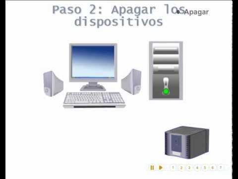 instructivo computadora: