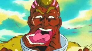 Hokuto no Ken episode 87 battle scene