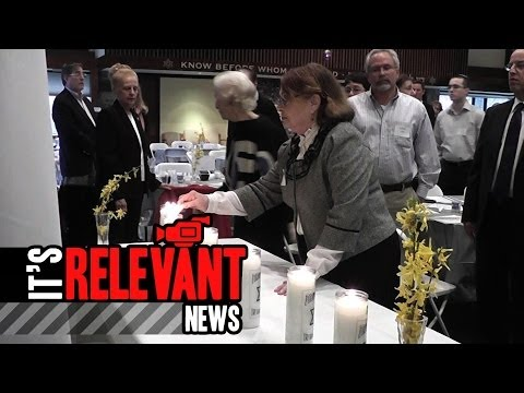 Holocaust Remembrance Ceremony held in Stamford