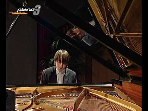 Trifonov Daniil Scherzo in E major, Op. 54