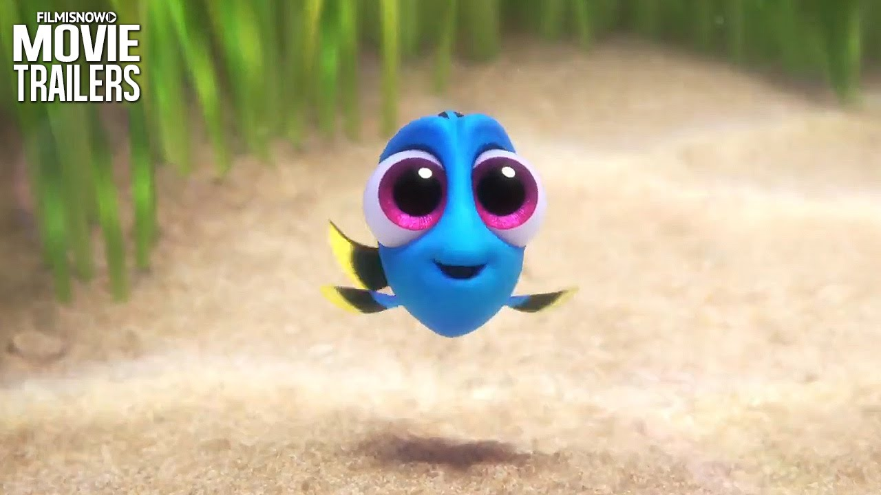 Finding Dory Introduces Baby Dory in Cute New Clip