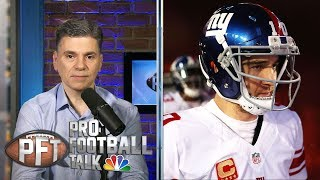 PFT Overtime: Eli Manning vs. Daniel Jones, Gerald McCoy's suitors | Pro Football Talk | NBC Sports