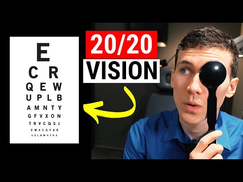 What is 2020 vision? (It's not what you think)