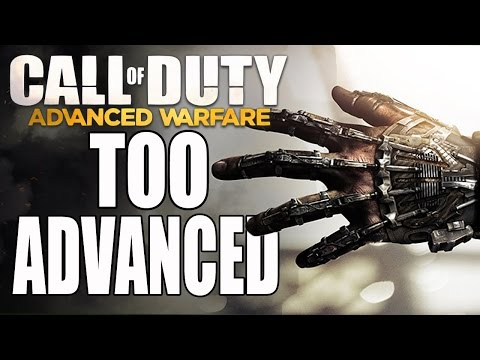 Cod Black Ops 2 | Is Advanced Warfare Too