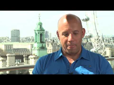 FAST & FURIOUS 6 Interviews: Vin Diesel, Paul Walker, Jordana Brewster, Michelle Rodriguez and more!