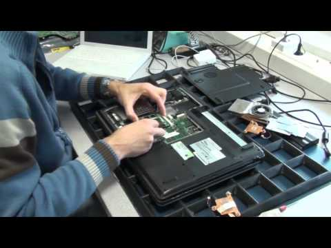 BGA Reballing For Laptops And Graphic Chip Replacement Services