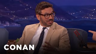 Al Madrigal's Crowd Work Gone Wrong  - CONAN on TBS