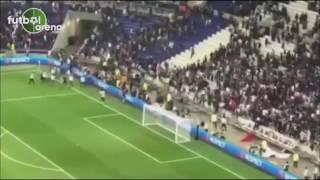 Lyon - Beşiktaş Maç Öncesi Yaşanan Olaylar .