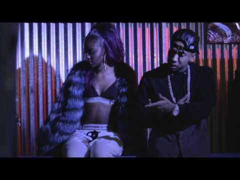 Justine Skye ft Tyga - Collide (Behind The Scenes)