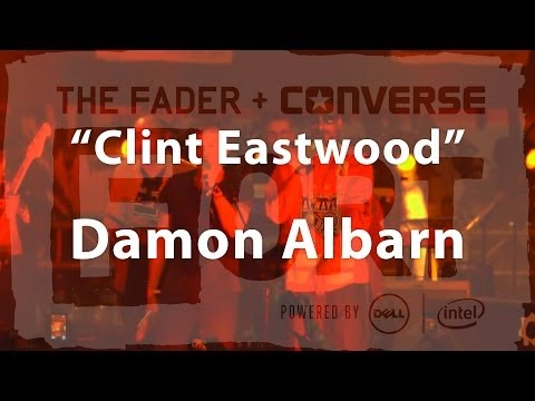 "Damon Albarn, Snoop Dogg - ""Clint Eastwood"" Live at The FADER FORT"