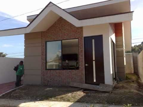 Davao houses delta house at villa azalea subdivision for Subdivision home designs