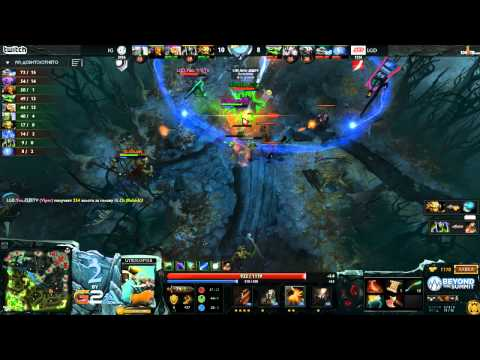 IG vs LGD The Summit 2 China Day 5 Game 4