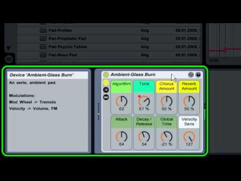 What's new in Ableton Live 8