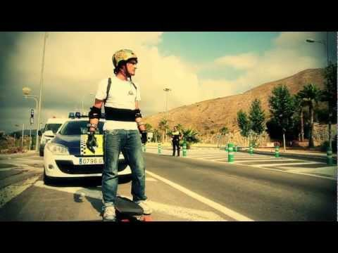 Longboarding uncommon freeride