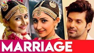 WEDDING DATES Locked for Arya & Sayyeshaa | Marriage News