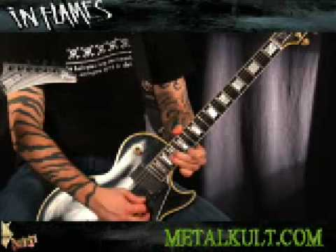 IN FLAMES Lesson Zombie Inc SoloDistorted