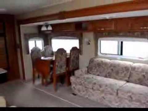 2008 Holiday Rambler Savoy 32RK Travel Trailer 12957