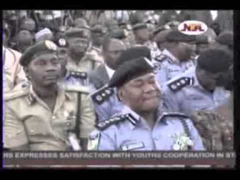 POLICE AND TERRORISM IN NIGERIA