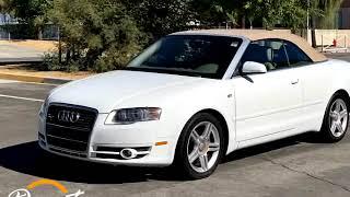 2007 Audi  A4 - Desert Auto Dealer