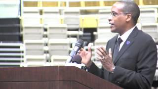 video 2015 Alabama State University Martin Luther King Convocation speaker Dr.Walter Kimbrough President of Dillard University.