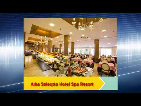 Ost-West Reisen. Alba Seleqtta Hotel Spa Resort