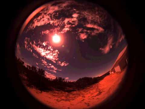Lunar Eclipse - Oct 08,2014 Catfish Observatory at TDS