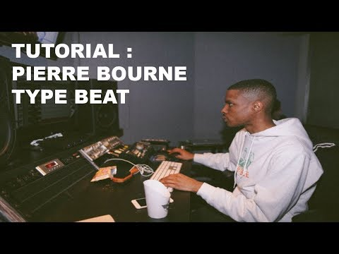 How To Make a Pierre Bourne Type Beat (Pierre Bourne Tutorial)